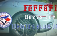 Ferrari Blue Jay Reaction – Let's go blue jays REVV REVV