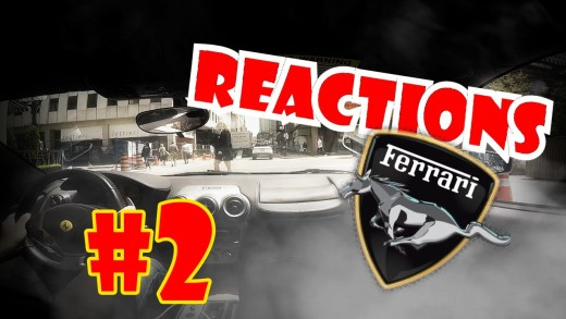 Ferrari Reaction Video – Good, Bad and Typical (E02)