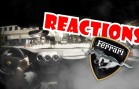 Ferrari Reaction Video – Good, Bad and Typical (The Very First)