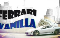 Ferrari Vanilla  – Vandalized with icecream
