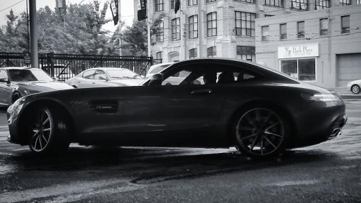 Mercedes AMG GT Test Drive Event – The Experience