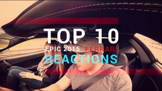 What was your favorite 2015 Ferrari Reaction?