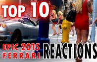 Ferrari Reaction – Top 10 from 2015