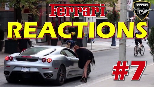 Ferrari Reaction Video – Good, Bad and Typical (E07)