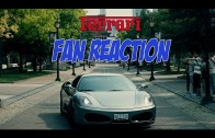 Ferrari Fan Reaction Video