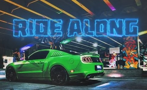 Ride Along – The Hulk GT Mustang