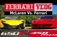 VLOG: Car Shopping: Ferrari Vs McLaren