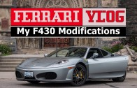 VLOG: Modifications on my Ferrari F430