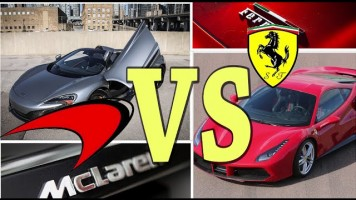 Ferrari vs McLaren – 5 Reasons Why McLaren