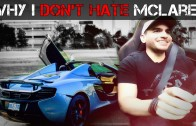 5 Things I Do Not Hate About The Mclaren 650s