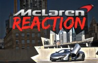 McLaren Reaction – Wait… What's a McLaren?