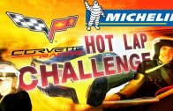 Corvette Hot Lap: Reading Challenge Reaction