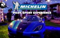 Michelin Pilot Experience POV – YouTuber Meetup and Overview