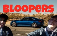 Mercedes C63 AMG – Ride Along BLOOPERS