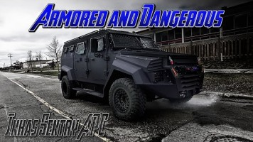 Inkas Sentry APC – Armored and Dangerous!