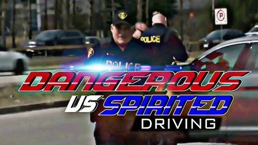 Spirited VS. Dangerous Driving: The Difference