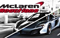 EPIC Supercar McLaren City Reactions!