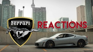 Ferrari Reaction – Good, Bad and Typical (E10)