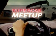 First Supercar Meetup! T-Shirt Giveaway Next!