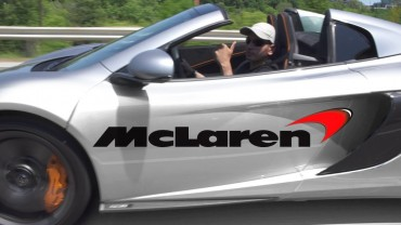 Shit McLaren Owners Say!