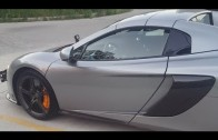 McLaren Accident – $20,000 Scratch