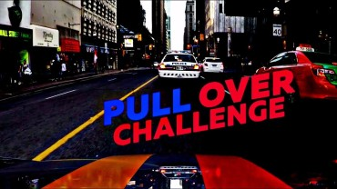 Supercar Police Pullover Challenge – No Front Plates!