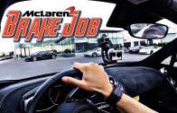 McLaren Squeaky Brake Job – Let's get it FIXED!