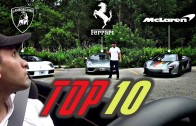 TOP 10 SUPERCAR REACTIONS from 2017! – EPIC MIX!