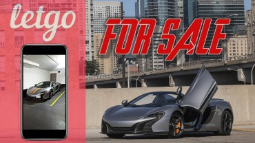 Selling a Supercar on LetGO APP! – Trade for Pokemon Cards? #TROLL