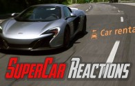 Driving a RENTED McLaren CITY Reactions: HATE or LOVE