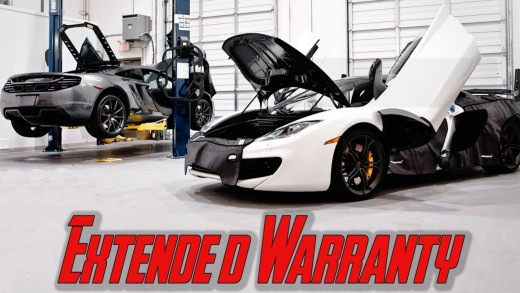McLaren Extended Warranty Secrets and Fine Print – TOP 3 ISSUES