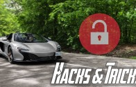 TOP 10 McLaren Secret HACKS, TRICKS and TIPS