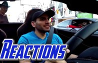 DRIVING A SUPERCAR: EPIC CITY REACTIONS! Wow a McDeloren P1!!!
