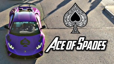 EPIC REACTIONS at ACE OF SPADE RALLY! 2018