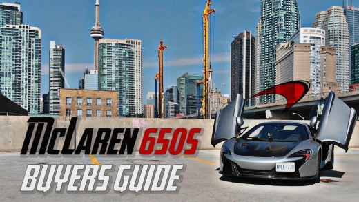 McLaren 650s Spider – Ultimate Buyer Guide (Maintenance, Options and Price)