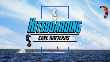 5 Reasons Why I LOVE Kiteboarding in CAPE HATTERAS! EPIC SESSION! #KITE