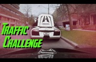 Supercar Traffic Challenge – Mclaren vs Lamborghini