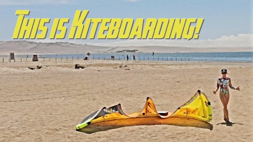 THIS IS an EPIC Kiteboarding SESSION in PERU! SOUTH AMERICA
