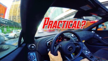 Is it PRACTICAL to Daily Drive a SUPERCAR? McLaren Challenge