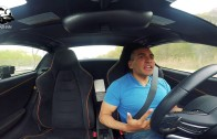 EPIC REACTION to a MCLAREN ACCELERATION