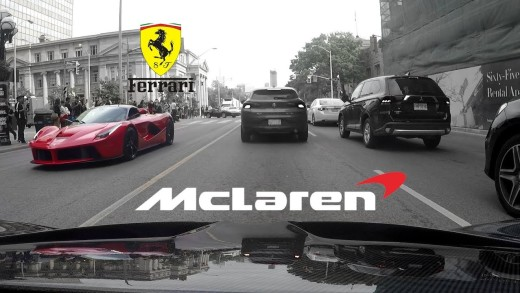 5 Reasons Why Mclaren is COOLER than a FERRARI Mustang